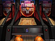 3point shot out 3D Image