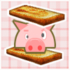 Bacon Sandwich Twin Image