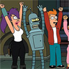 Play Futurama Slider Puzzle