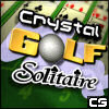 Crystal Golf Solitaire Image