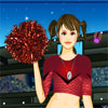 Play Cheerleader Girl Dress Up