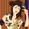 Cowgirl Dress Up Image