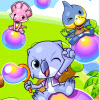 Cute Pets Bubble Puzzle