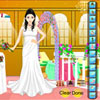 Wedding Dress Up Bride Image