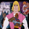 He man the Master of the Universe game