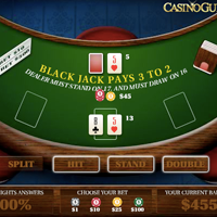 Black Jack Casino Trainer Image