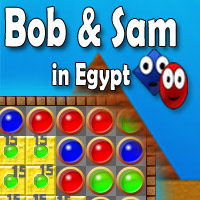 Play Bob & Sam in Egypt