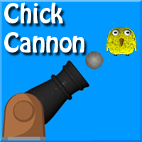 Play Chick cannon