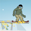 Downhill Snowboard 2 Image