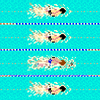 Play HyperSports 50m Swimming