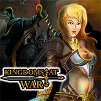 Play Kingdoms at War : Conquest!