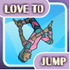 Love to jump Image