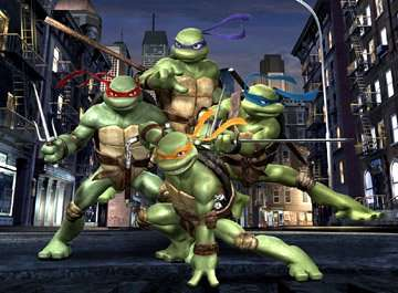 Turtle Brawl Image