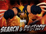 Play Wolverine Search & Destroy