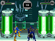 X-Men vs. Justice L.. Image